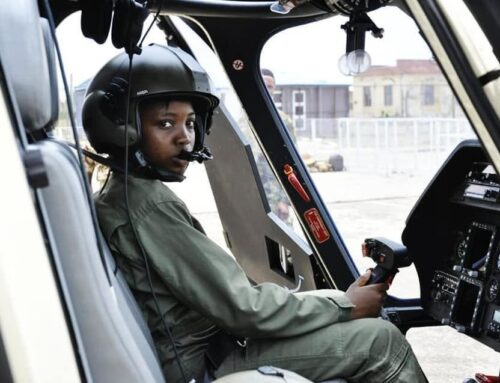 Nigeria Airforce loses first female combat helicopter pilot, Tolulope Arotile to road accident