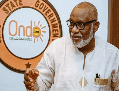 Akeredolu, Labour reach agreement over unpaid salaries, deductions.