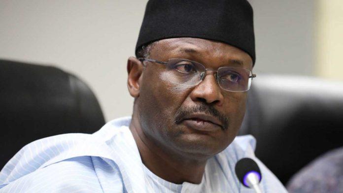 BREAKING: Buhari writes Senate, seeks confirmation of Yakubu as INEC Chairman
