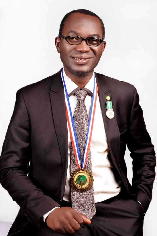 FFGSC felicitates with Dr Osahon Emabuele @50