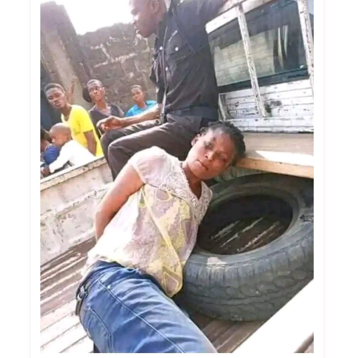 Lady Who Butchered Her Mother In Akwa Ibom Sentenced To Death