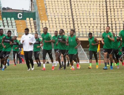 Super Eagles qualify for 2021 Africa Cup of Nations with match to spare