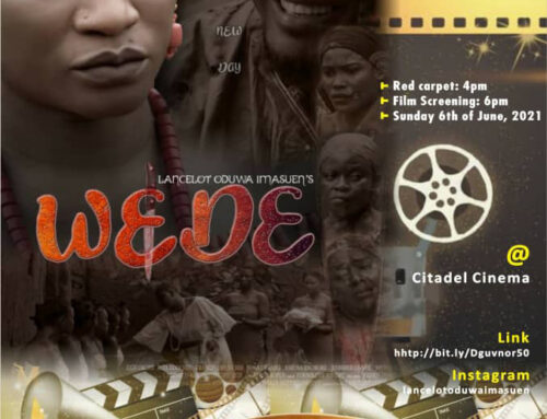 Lancelot Imasuen's Movie 'Wede' Premiere Highlight Activities For His 50th Birthday Celebration
