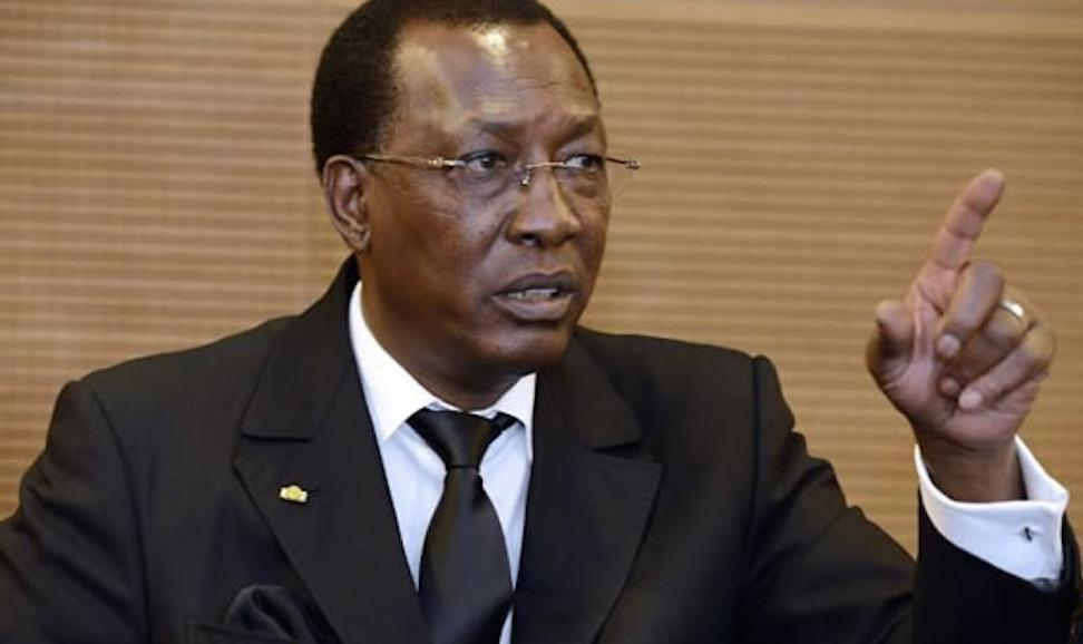 Chad's President Idriss Déby dies after clashes with rebels