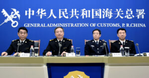 The Chinese General Administration of Customs says similar seizures may become more common over the next few years as armed groups in Africa turn to organ trafficking to finance their military operations.