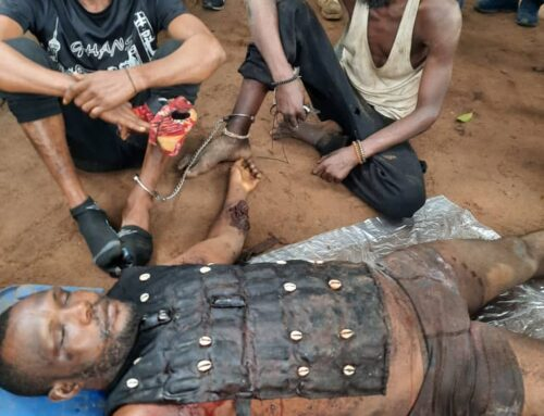 Combined Team of Nigeria Police, DSS Rout IPOB Stronghold, kill Vice President of the Movement