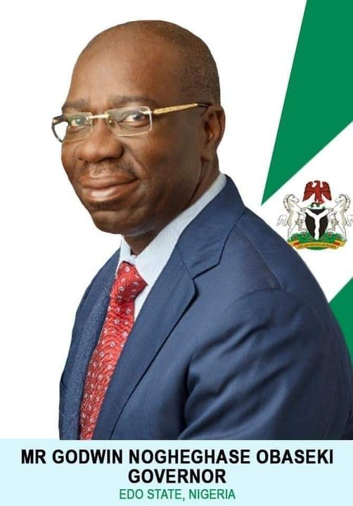 Obaseki recommits to press freedom, charges journalists on peace, development journalism