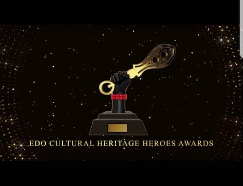 OBA OF BENIN,GOV. OBASEKI AND  APOSTLE SULEMAN  TOP LISTS OF RECIPIENTS @ EDO CULTURALL HERITAGE  AWARDS