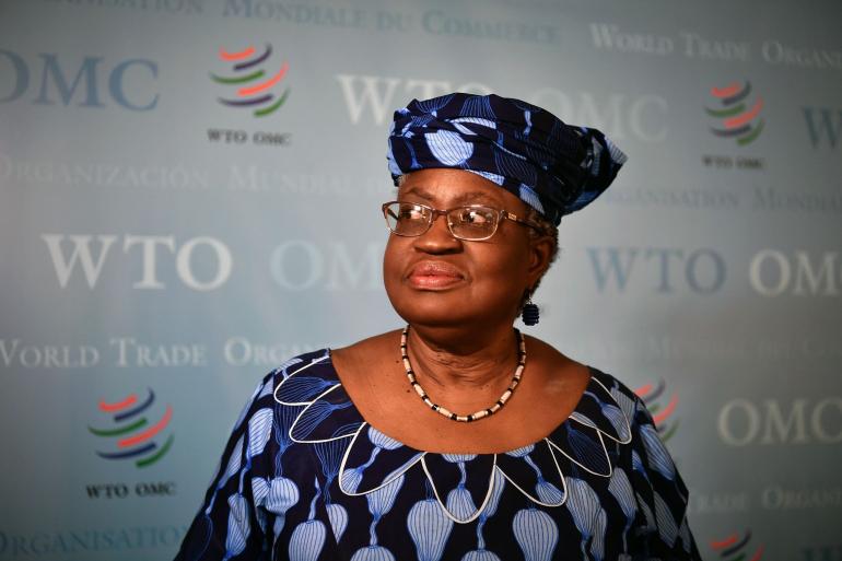 WTO Okonjo-Iweala appoints two women to Deputy Leadership Role